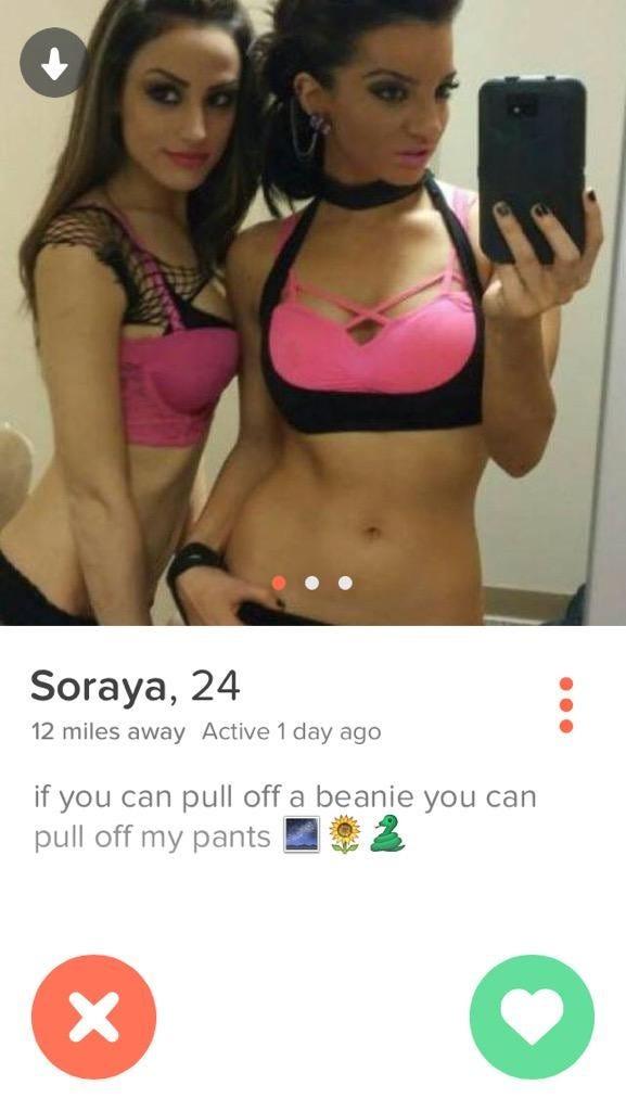 tinder porn pics