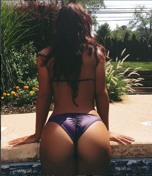 Great Ass Shot