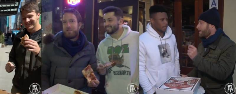 Barstool Pizza Reviews - Home of The 2018 NFL Draft Board